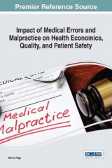 Omslag - Impact of Medical Errors and Malpractice on Health Economics, Quality, and Patient Safety