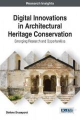 Omslag - Digital Innovations in Architectural Heritage Conservation