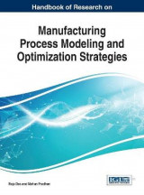 Omslag - Handbook of Research on Manufacturing Process Modeling and Optimization Strategies