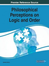 Omslag - Philosophical Perceptions on Logic and Order