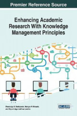 Omslag - Enhancing Academic Research with Knowledge Management Principles
