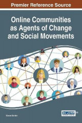 Omslag - Online Communities as Agents of Change and Social Movements