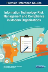Omslag - Information Technology Risk Management and Compliance in Modern Organizations