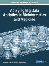 Omslag - Applying Big Data Analytics in Bioinformatics and Medicine