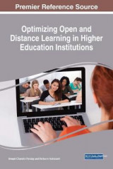 Omslag - Optimizing Open and Distance Learning in Higher Education Institutions