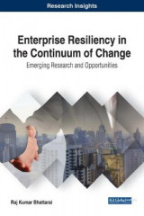 Omslag - Enterprise Resiliency in the Continuum of Change