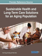 Omslag - Sustainable Health and Long-Term Care Solutions for an Aging Population