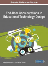Omslag - End-User Considerations in Educational Technology Design