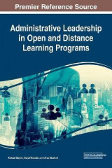 Omslag - Administrative Leadership in Open and Distance Learning Programs