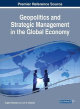 Omslag - Geopolitics and Strategic Management in the Global Economy