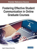 Omslag - Fostering Effective Student Communication in Online Graduate Courses