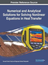 Omslag - Numerical and Analytical Solutions for Solving Nonlinear Equations in Heat Transfer