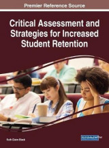 Omslag - Critical Assessment and Strategies for Increased Student Retention