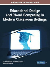 Omslag - Handbook of Research on Educational Design and Cloud Computing in Modern Classroom Settings