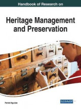 Omslag - Handbook of Research on Heritage Management and Preservation