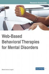 Omslag - Web-Based Behavioral Therapies for Mental Disorders