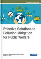 Omslag - Effective Solutions to Pollution Mitigation for Public Welfare