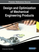 Omslag - Design and Optimization of Mechanical Engineering Products