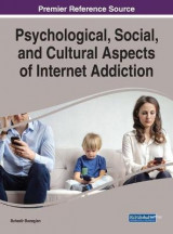 Omslag - Psychological, Social, and Cultural Aspects of Internet Addiction
