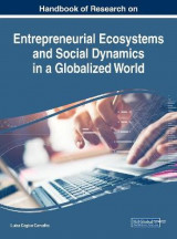 Omslag - Handbook of Research on Entrepreneurial Ecosystems and Social Dynamics in a Globalized World