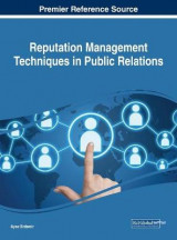 Omslag - Reputation Management Techniques in Public Relations