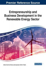 Omslag - Entrepreneurship and Business Development in the Renewable Energy Sector