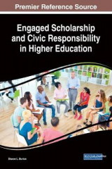 Omslag - Engaged Scholarship and Civic Responsibility in Higher Education
