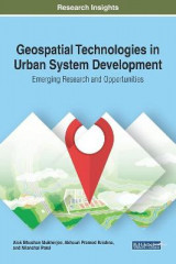 Omslag - Geospatial Technologies in Urban System Development