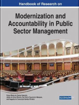 Omslag - Handbook of Research on Modernization and Accountability in Public Sector Management