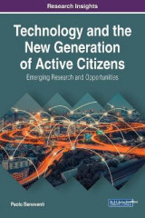 Omslag - Technology and the New Generation of Active Citizens: Emerging Research and Opportunities