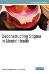 Omslag - Deconstructing Stigma in Mental Health