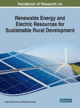 Omslag - Handbook of Research on Renewable Energy and Electric Resources for Sustainable Rural Development
