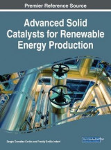 Omslag - Advanced Solid Catalysts for Renewable Energy Production