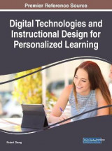 Omslag - Digital Technologies and Instructional Design for Personalized Learning