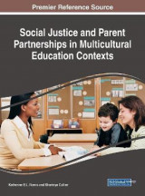 Omslag - Social Justice and Parent Partnerships in Multicultural Education Contexts