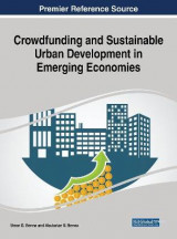 Omslag - Crowdfunding and Sustainable Urban Development in Emerging Economies