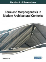 Omslag - Handbook of Research on Form and Morphogenesis in Modern Architectural Contexts