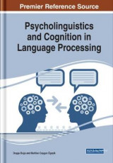Omslag - Psycholinguistics and Cognition in Language Processing