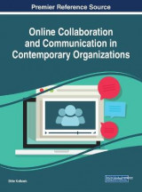 Omslag - Online Collaboration and Communication in Contemporary Organizations