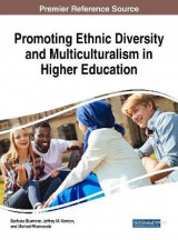 Omslag - Promoting Ethnic Diversity and Multiculturalism in Higher Education