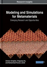 Omslag - Modeling and Simulations for Metamaterials: Emerging Research and Opportunities