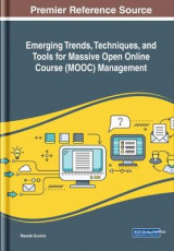 Omslag - Emerging Trends, Techniques, and Tools for Massive Open Online Course (MOOC) Management