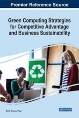 Omslag - Green Computing Strategies for Competitive Advantage and Business Sustainability