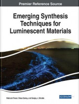 Omslag - Emerging Synthesis Techniques for Luminescent Materials