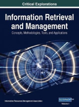 Omslag - Information Retrieval and Management