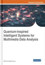 Omslag - Quantum-Inspired Intelligent Systems for Multimedia Data Analysis