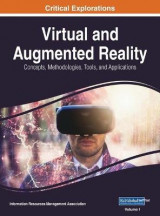 Omslag - Virtual and Augmented Reality: Concepts, Methodologies, Tools, and Applications