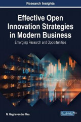 Omslag - Effective Open Innovation Strategies in Modern Business