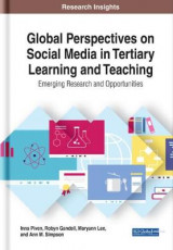 Omslag - Global Perspectives on Social Media in Tertiary Learning and Teaching: Emerging Research and Opportunities
