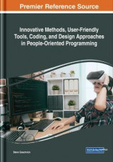 Omslag - Innovative Methods, User-Friendly Tools, Coding, and Design Approaches in People-Oriented Programming
